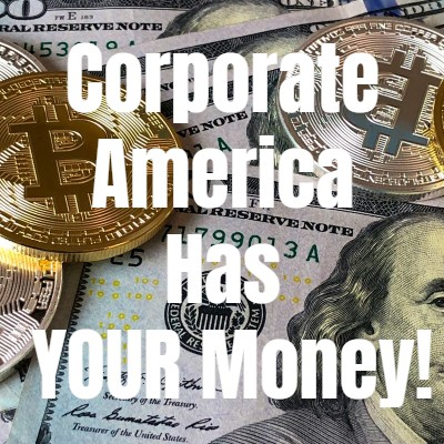 corporate america money