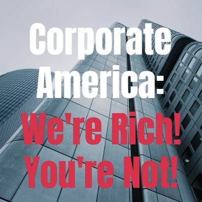corporate america hoarding cash